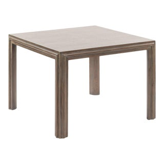 Noyac Side Table in Gray For Sale