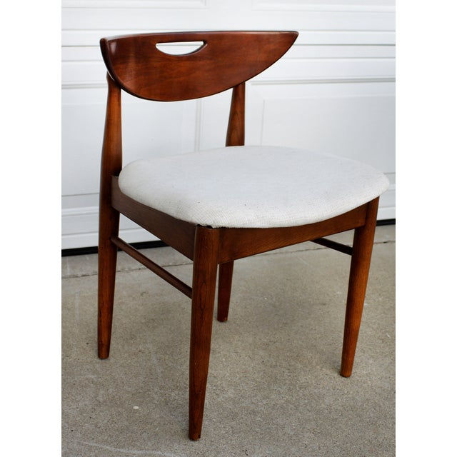 Mid-Century Danish Accent Chair - Image 2 of 8