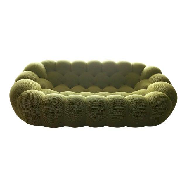 bubble sofa by sacha lakic for roche bobois chairish. Black Bedroom Furniture Sets. Home Design Ideas