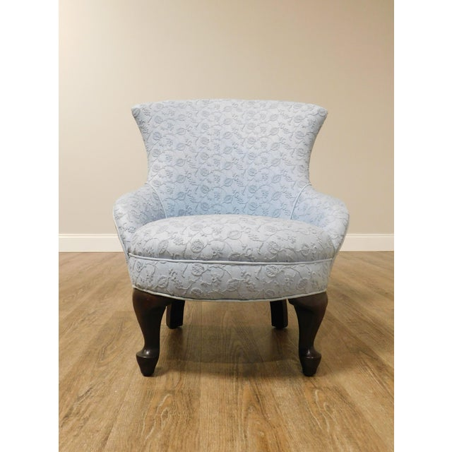 Antique Victorian Childs Slipper Chair For Sale - Image 9 of 13