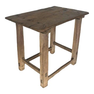 19th Century Tavern Table For Sale