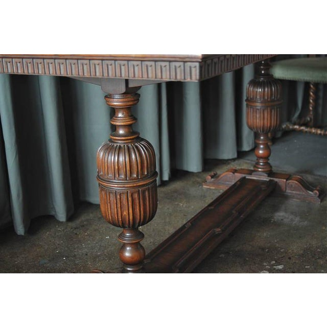 Library Table by Axel Einar Hjorth for Nk For Sale - Image 10 of 11