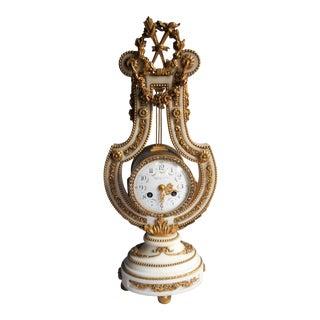 Circa 1850 - Antique Tiffany & Co. Mantle Clock For Sale