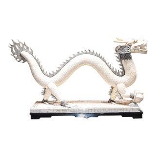 Monumental Asian Bone Dragon