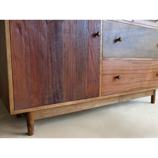 Masaya & Company Mixed Hardwood Dresser - Image 6 of 6