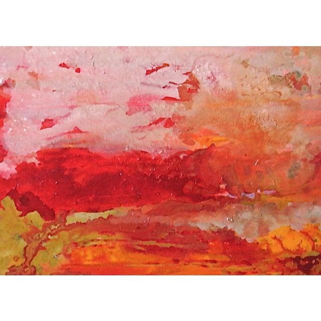 Bryan Boomershine Summer Heat Painting - Image 1 of 3