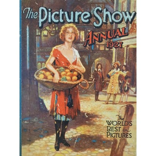 Set of Three Old 1930's Movie Star Books Preview