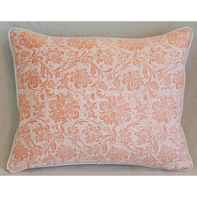 Fortuny Designer Italian Fortuny Cimarosa Feather/Down Pillows - a Pair For Sale - Image 4 of 10
