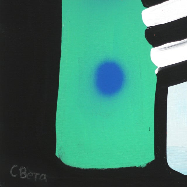 "2010s ""I Left My Heart in Pear Blossom"" Original Artwork by Sarah Svetlana For Sale - Image 5 of 9"