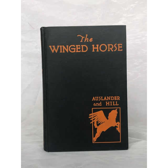 Vintage Book With Pegasus Cover Artwork For Sale - Image 13 of 13