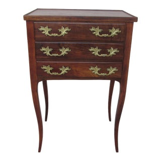 Antique French Provential Lois XV Style Commode For Sale