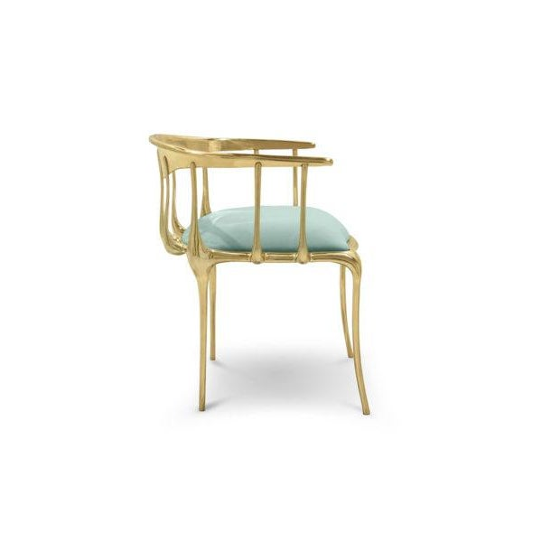 Modern Nº11 Dining Chair From Covet Paris For Sale - Image 3 of 6