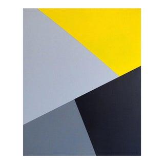 "Daniel Göttin ""Slopes B4"", Painting For Sale"