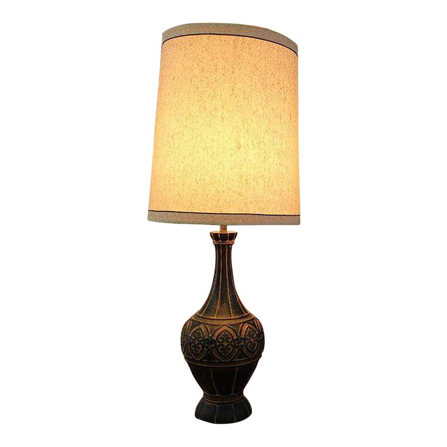 Mid-Century Modern Fortune Table Lamp - Image 1 of 7