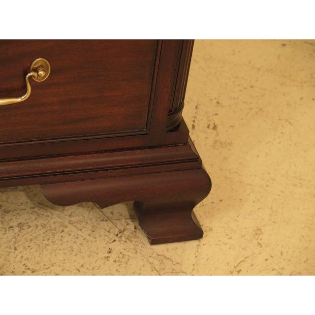 Traditional Henkel Harris Mahogany Dresser For Sale - Image 3 of 13