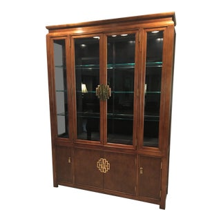 Century Mid-Century China Cabinet For Sale