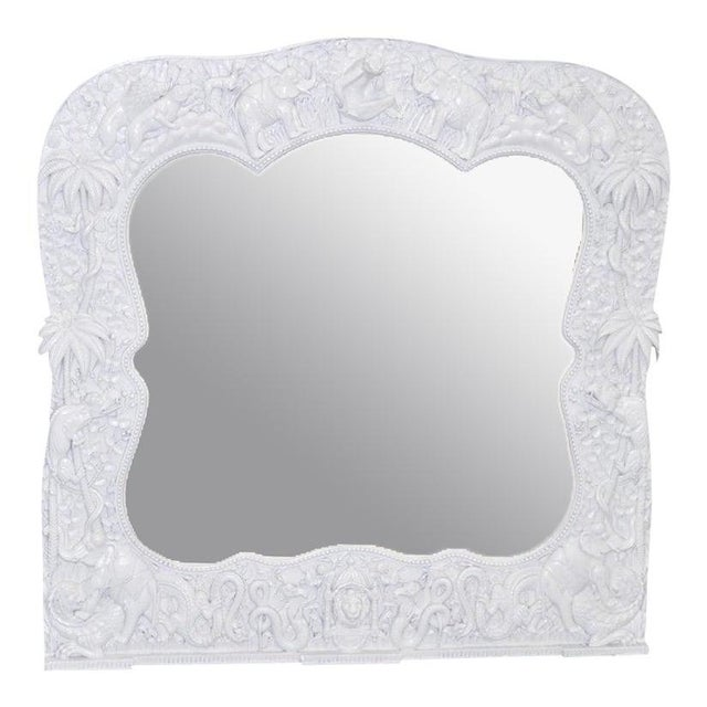 Anthony Redmile, London - Zoological Framed Mirror For Sale In San Francisco - Image 6 of 6