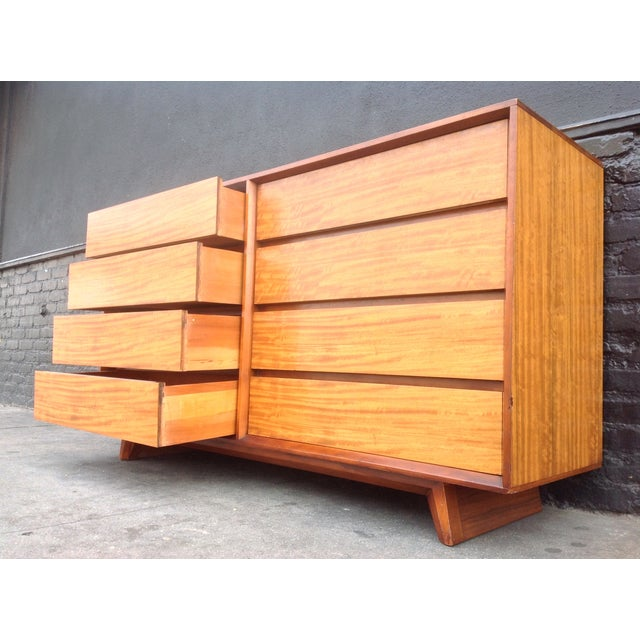 Drexel Mid-Century Modern Dresser - Image 4 of 7