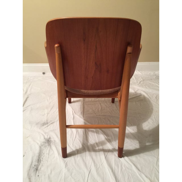 Ib Kofod Larsen Mid-Century Modern Penguin Chair For Sale - Image 5 of 9