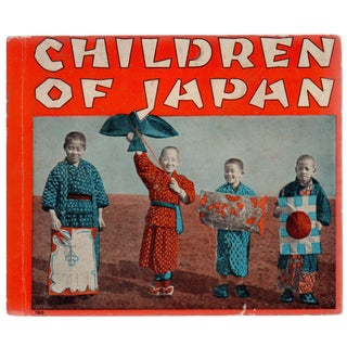 """Children of Japan"" 1936 Book"
