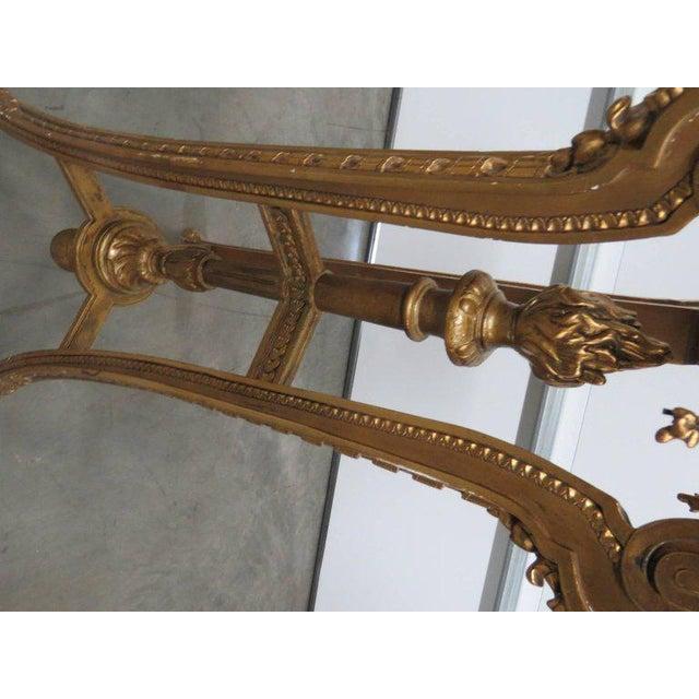 Hollywood Regency Style Pedestal For Sale - Image 4 of 9