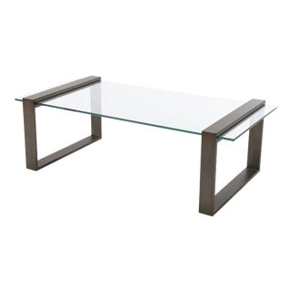 Blink Home Metal Cocktail Table For Sale
