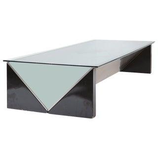 """Napoleone"" Low Table by Claudio Salocchi for Sormani For Sale"