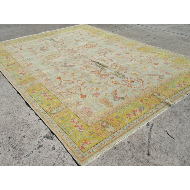 Surena Rugs Agra Design Rug - 8′9″ × 12′3″ For Sale - Image 10 of 10