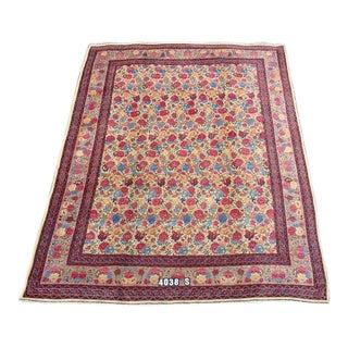 Mashad Persian Carpet - 9′9″ × 12′6″ For Sale