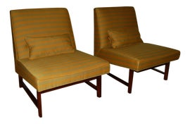 Image of Goldenrod Accent Chairs