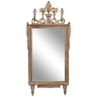 1920s Italianate Giltwood Mirror For Sale