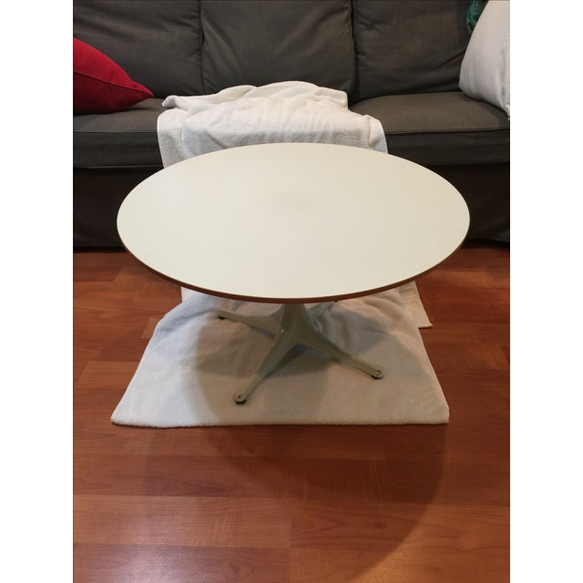 George Nelson Pedestal Table - Image 2 of 10