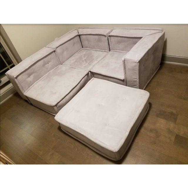 Cushy Deluxe Sectional Cushions Chairish