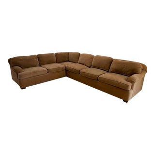Kravet Sectional Sofa from the Crescendo Collection #25 For Sale