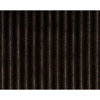 Hinson for the House of Scalamandre Highlight Fabric in Brown For Sale