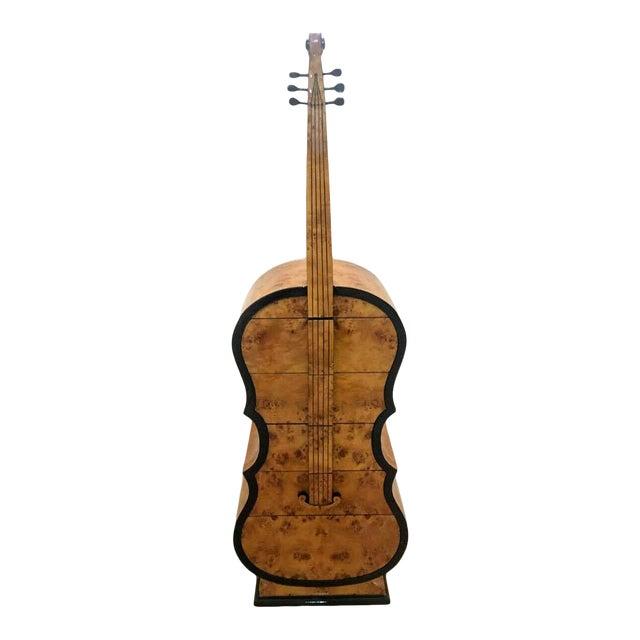 Biedermeier Violin Chest of Drawers For Sale