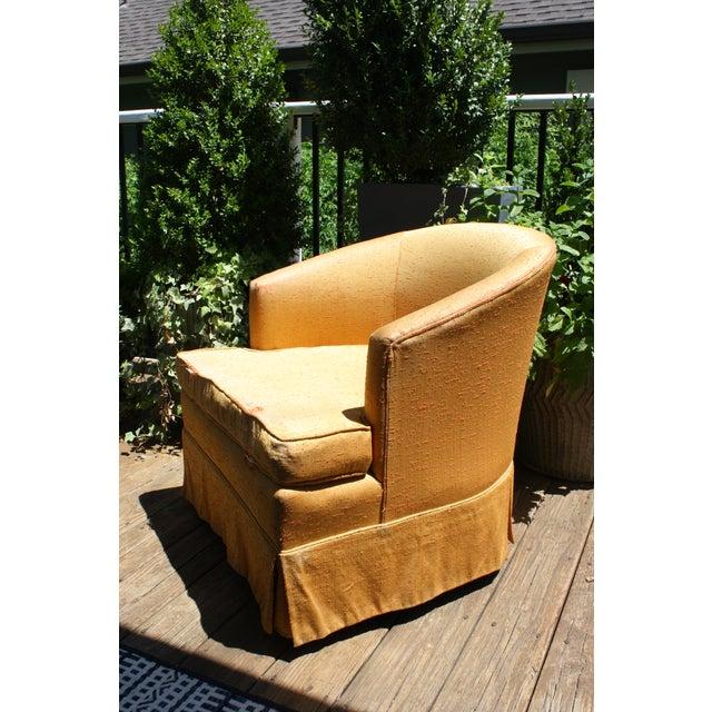Vintage Swivel Chair Fairfield Furniture Company Chairish