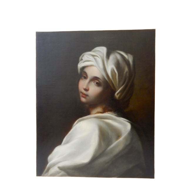 19th Portrait of Beatrice Cenci For Sale - Image 4 of 10