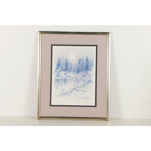 Falciano Landscape Offset Lithographs - A Pair - Image 7 of 11