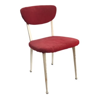Red Earnest Race Chair For Sale