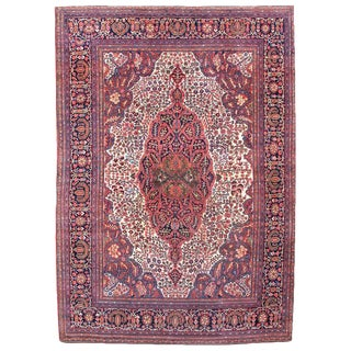 Persian Fereghan Sarouk Carpet For Sale