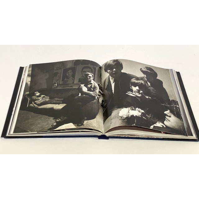 """Paper """"On the Edge: Images From 100 Years of Vogue"""" Book 1st Edition 1992 Design Center Sample Copy For Sale - Image 7 of 12"""