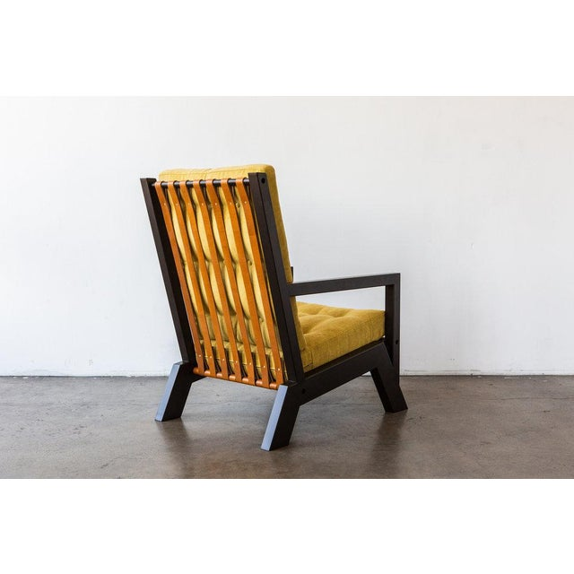 Contemporary Lloyd Armchair For Sale - Image 3 of 7
