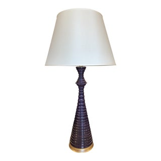New Kimono Table Lamp by Hwang Bishop Designs Ltd. For Sale