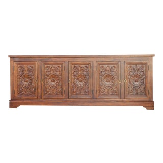 Granada Floral Sideboard For Sale