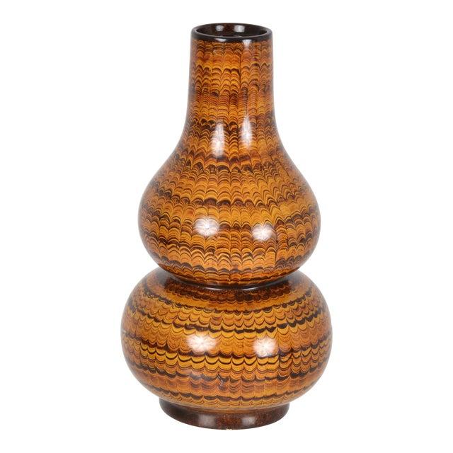 Maitland-Smith Gourd Shaped Vase - Image 1 of 3