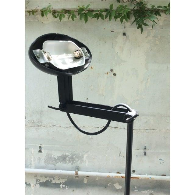 Italian Hi-Tech Adjustable Designer Floor Lamp - Image 6 of 7