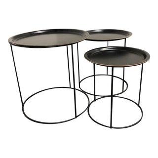 BoConcept Cartagena Nesting Tables - Set of 3