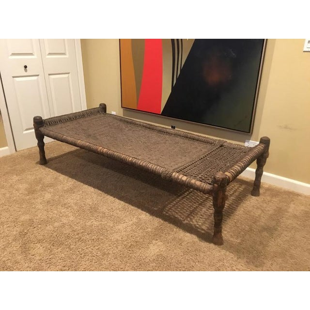 Indian Charpoy Bed For Sale In San Diego - Image 6 of 6