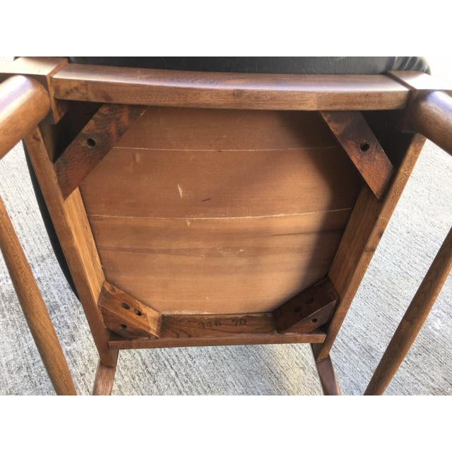 Mid Century Modern Danish Chairs - Set of 4 For Sale - Image 11 of 12